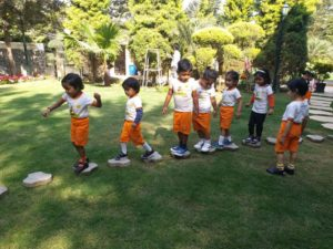 nursery school in indore