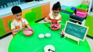 food at uc kindies international preschool