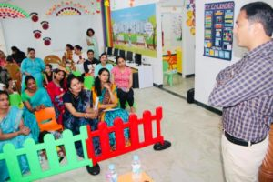 international preschool