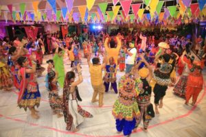 garba at UC Kindies