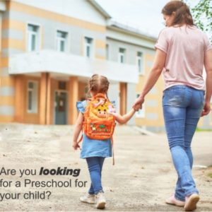Preschool For Your Child