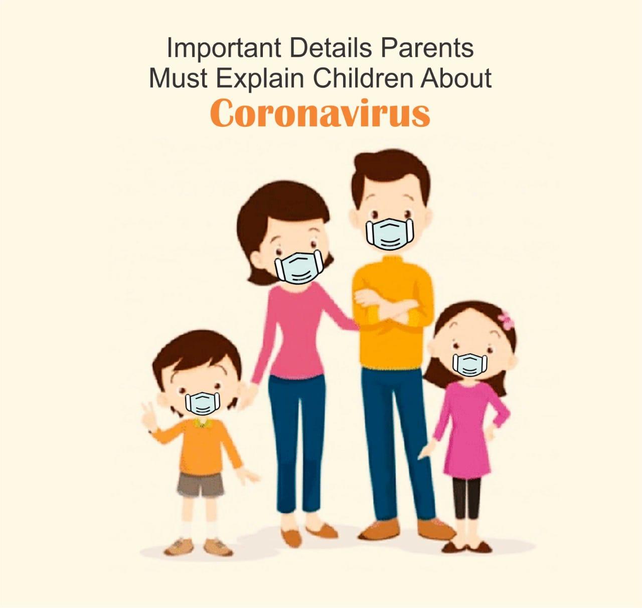 COVID-19: Important Details Parents Must Explain Children About Coronavirus