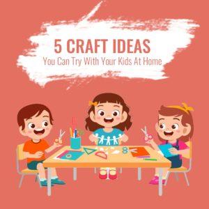 5 craft idea