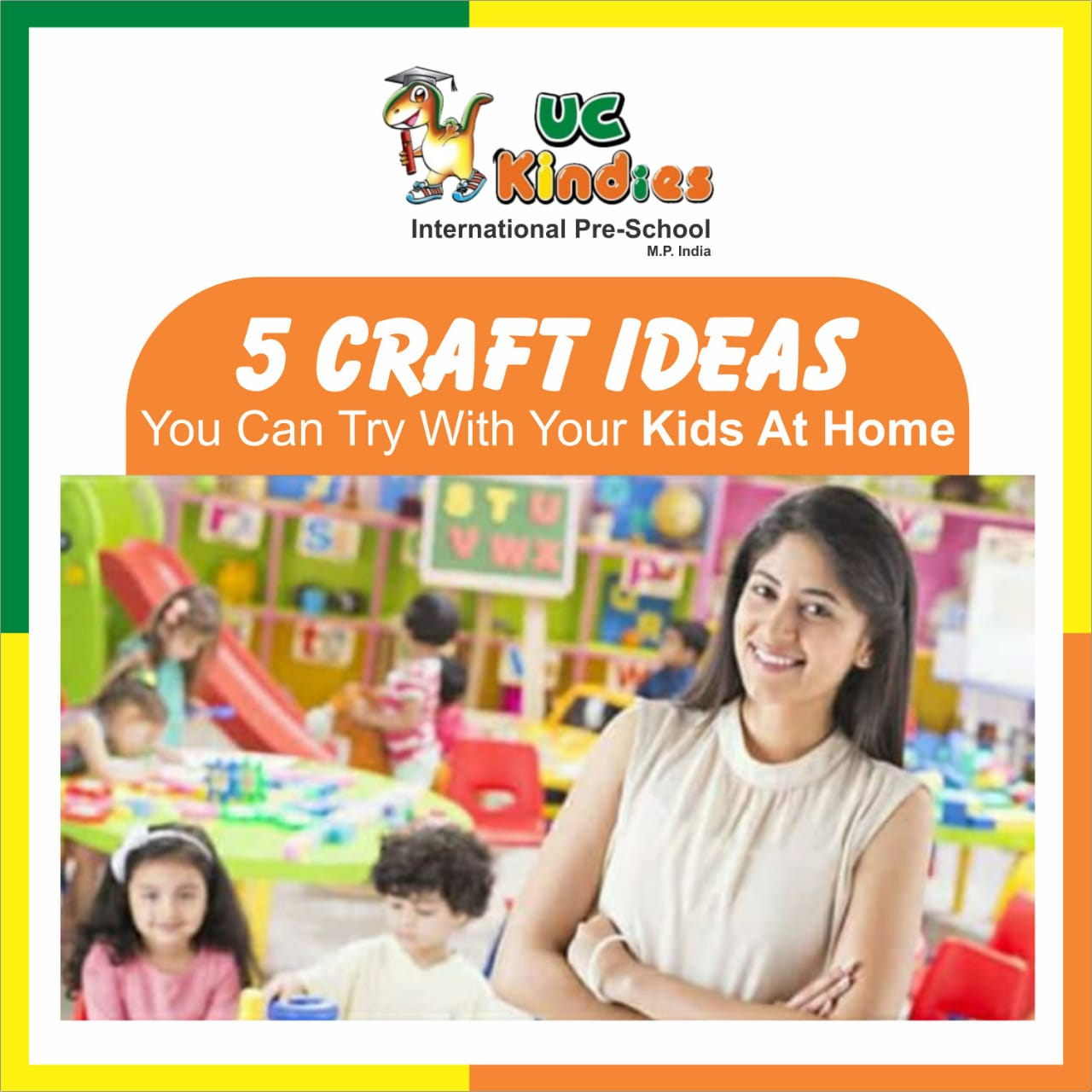 5 Craft Ideas You Can Try With Your Kids At Home