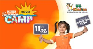 Summer Camp at uc kindies international preschool