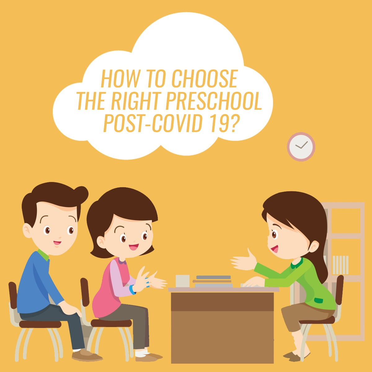 How to choose the right preschool post-COVID 19