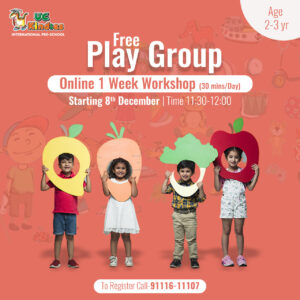 Playgroup admission